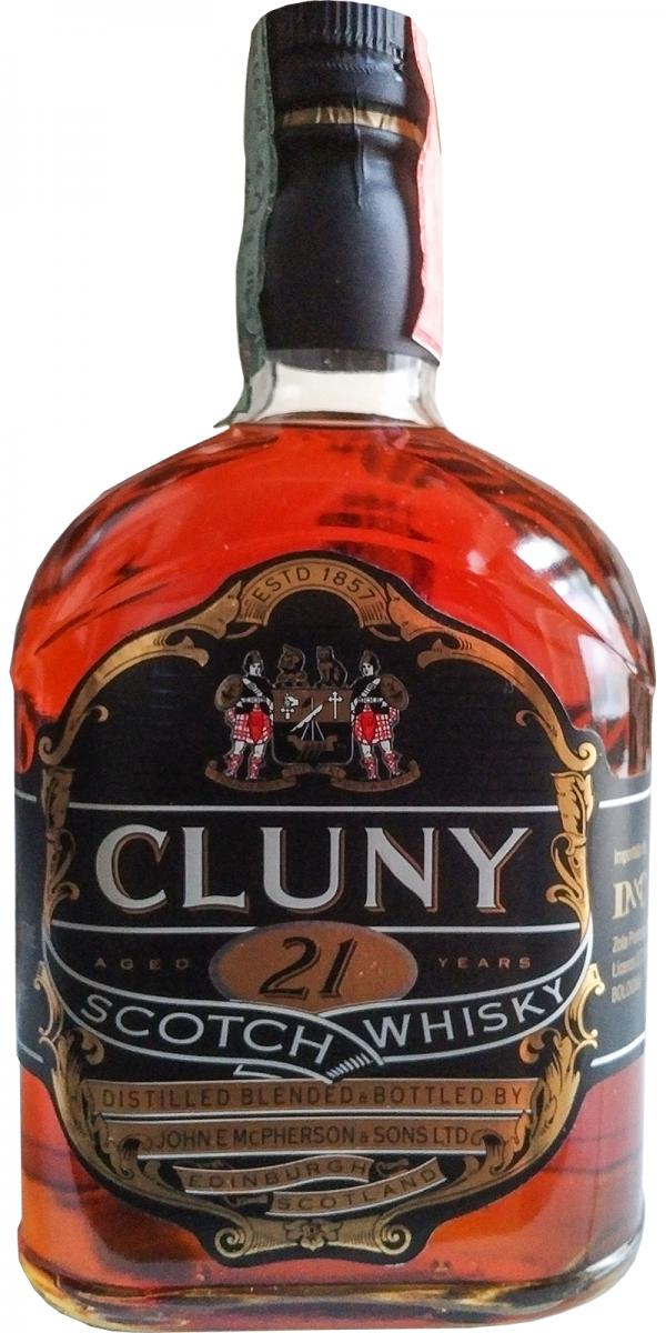 Cluny 21-year-old