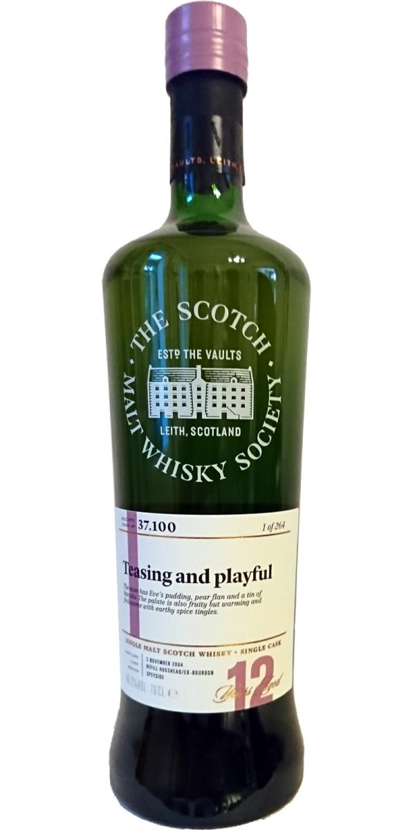 Cragganmore 2004 SMWS 37.100