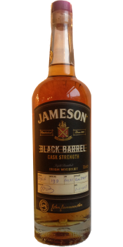 Jameson Black Barrel - Cask Strength