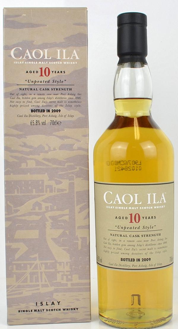 Caol Ila 10-year-old
