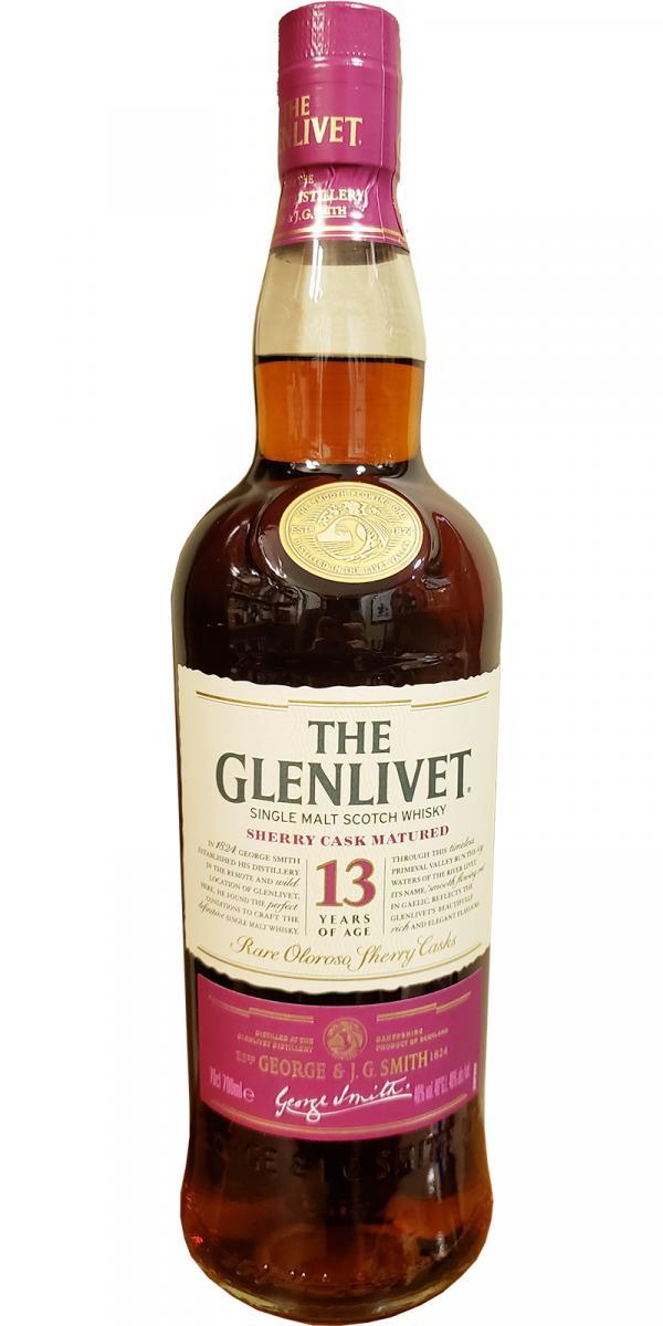 Glenlivet 13-year-old