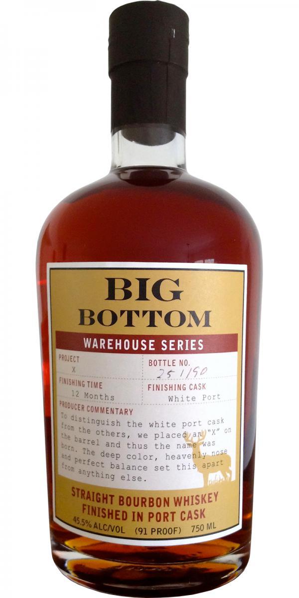 Big Bottom Project X