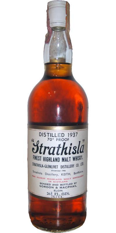 Strathisla 1937 GM