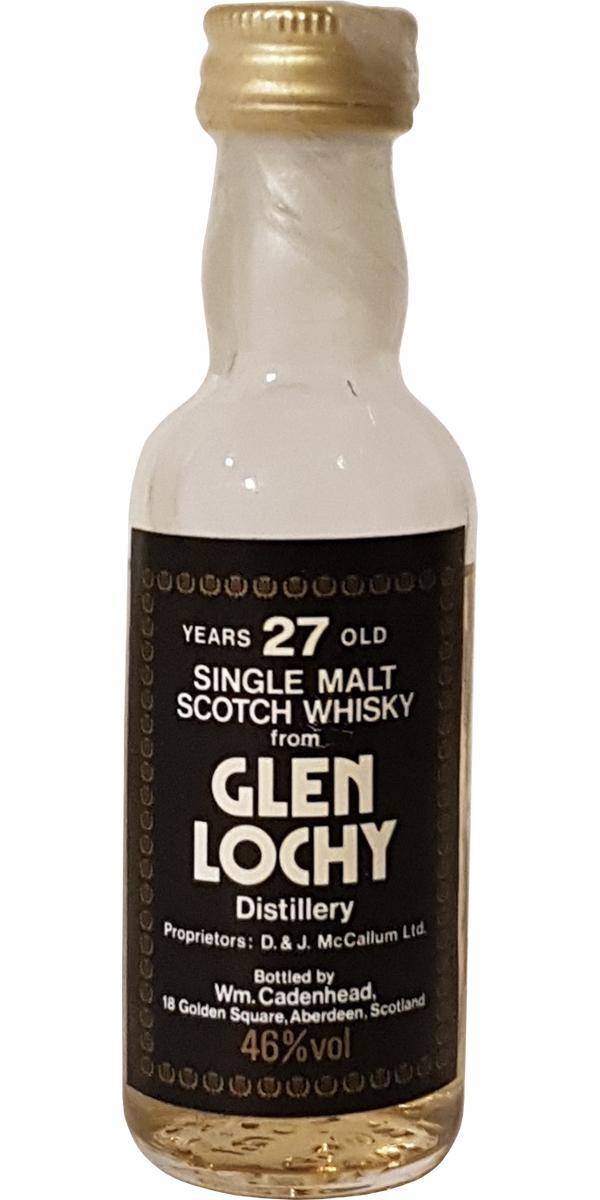 Glenlochy 27-year-old CA