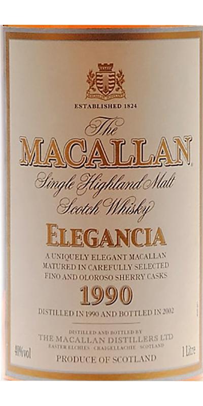 Macallan 1990