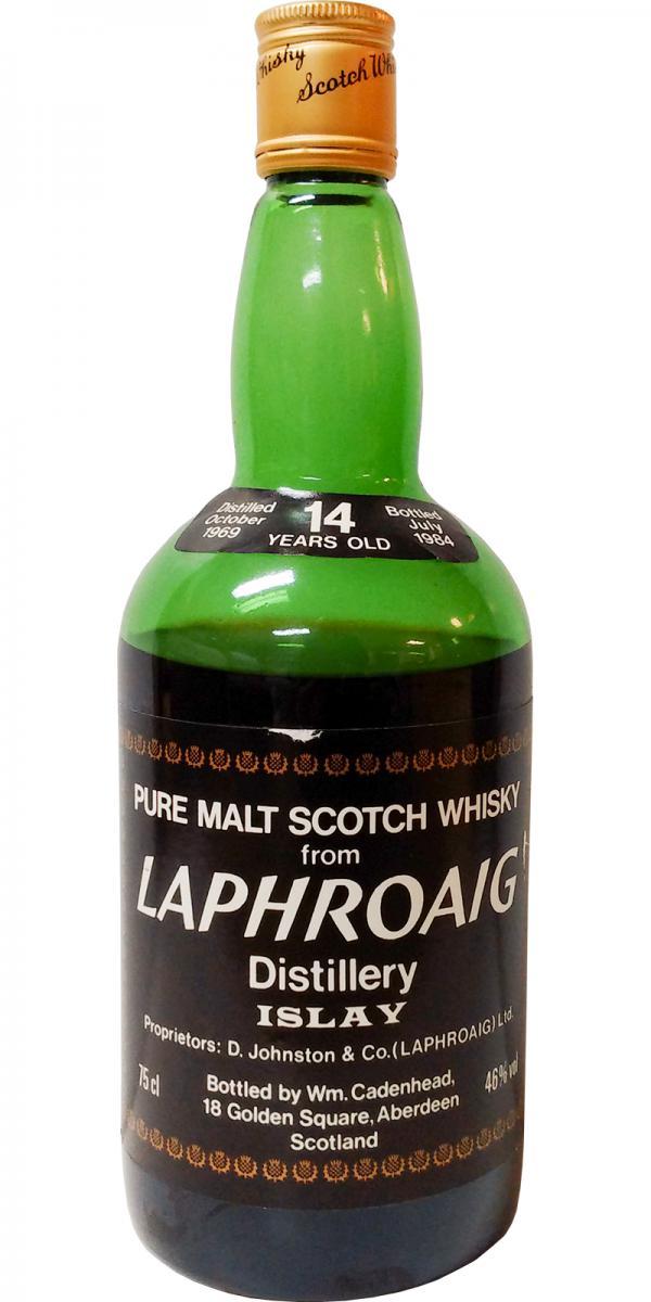 Laphroaig 1969 CA