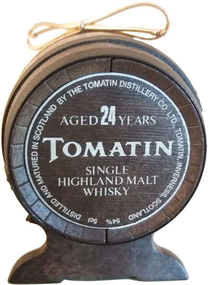 Tomatin 24-year-old