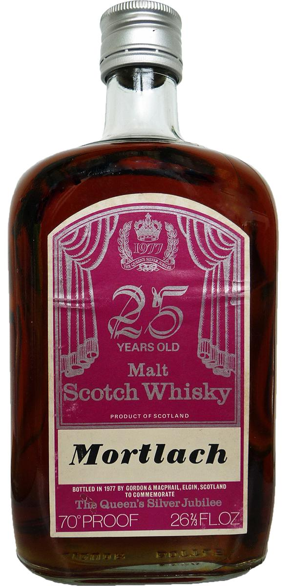 Mortlach 25-year-old GM