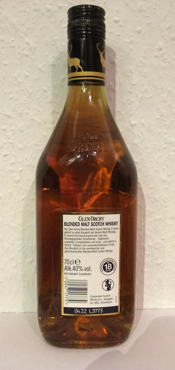 Glen Orchy 05-year-old Cd