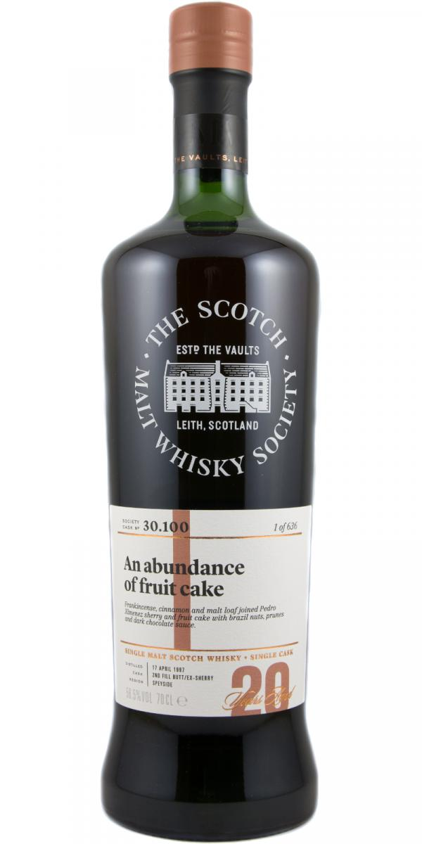 Glenrothes 1997 SMWS 30.100