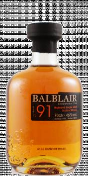 Balblair 1991
