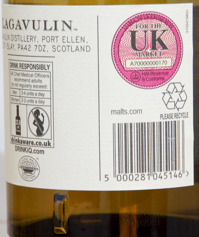 Lagavulin 08-year-old