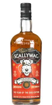 Scallywag The Year of the Dog Edition DL