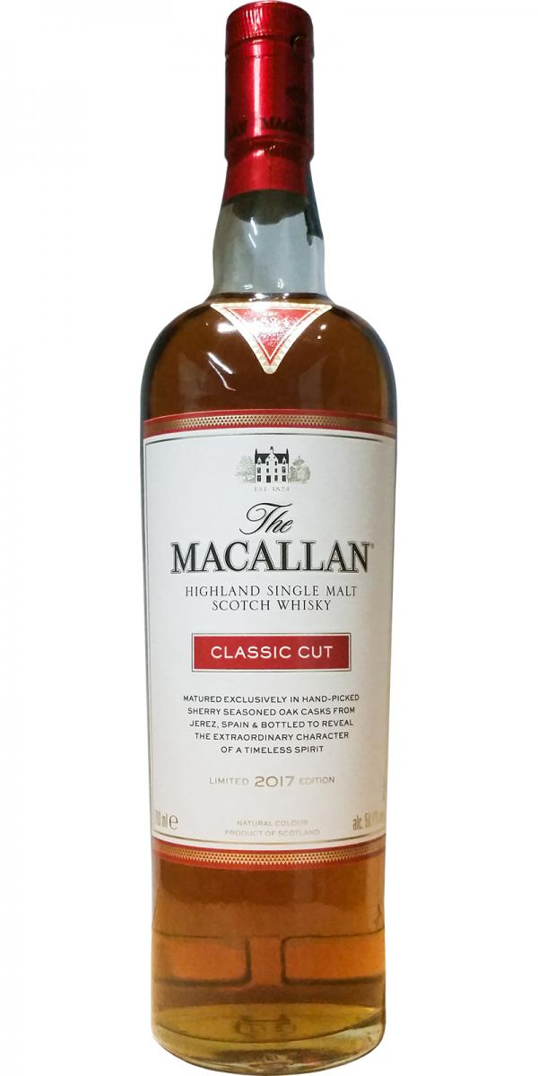Macallan Classic Cut