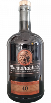Bunnahabhain 40-year-old