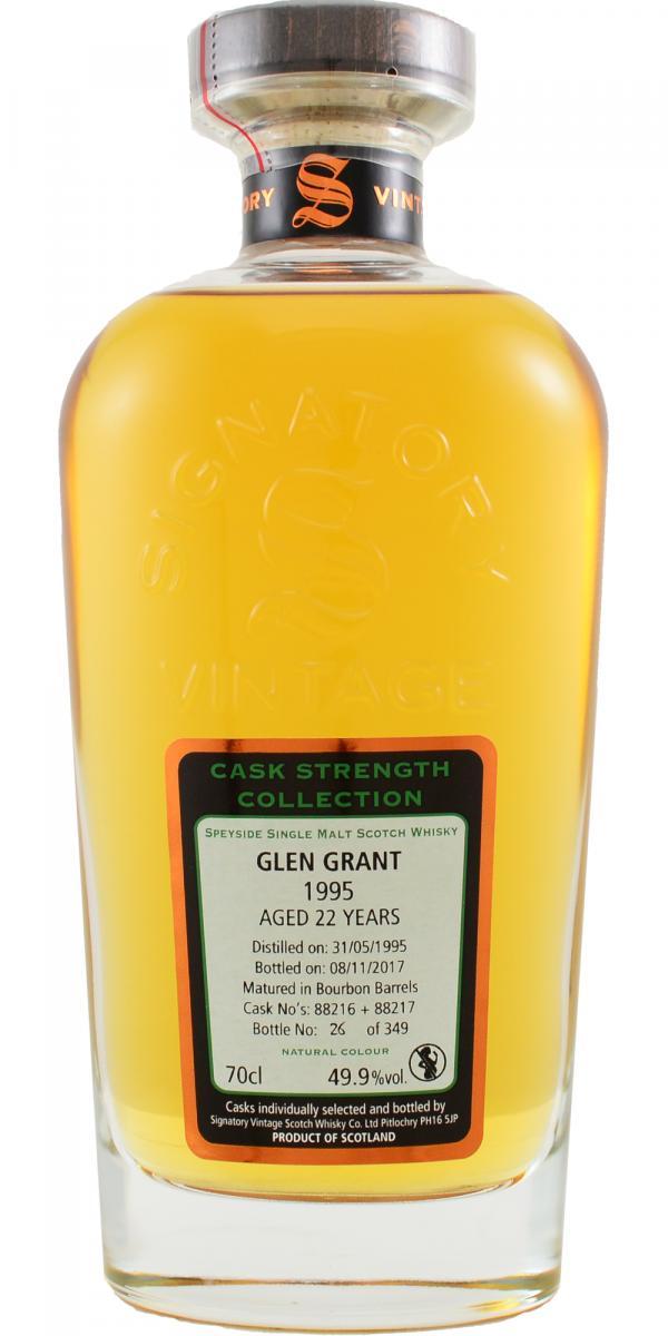 Glen Grant 1995 SV