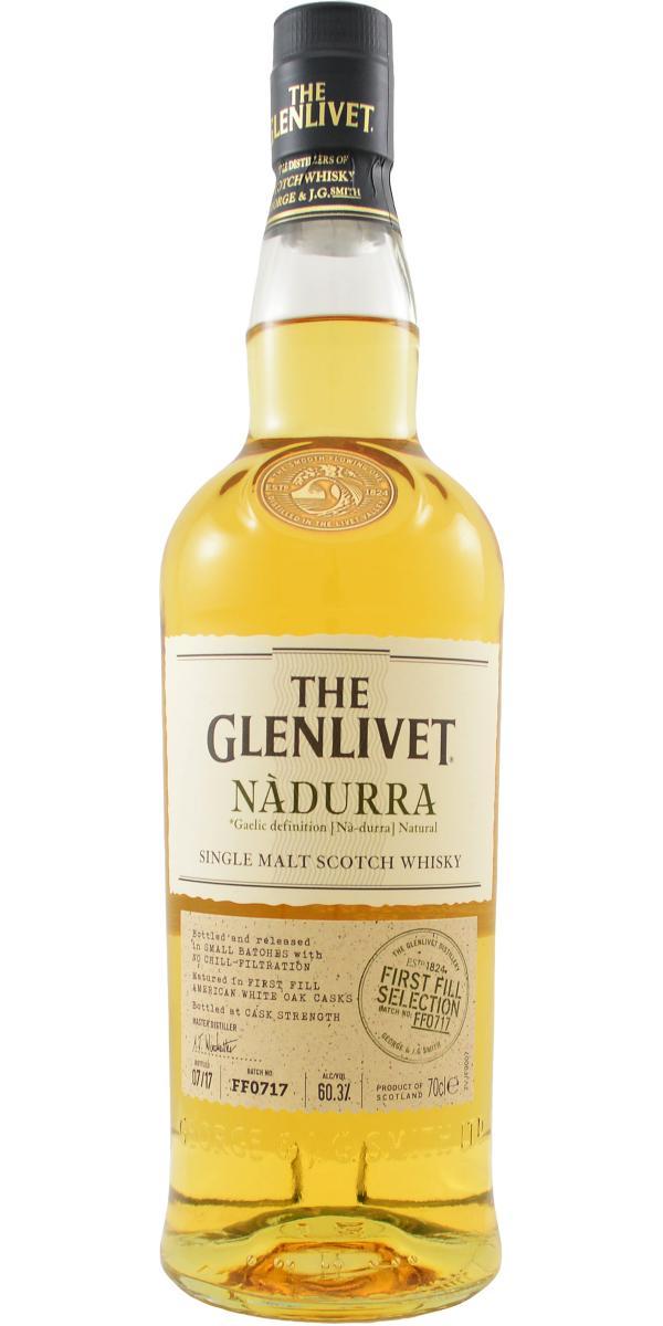 Glenlivet Nàdurra - 1st Fill Selection