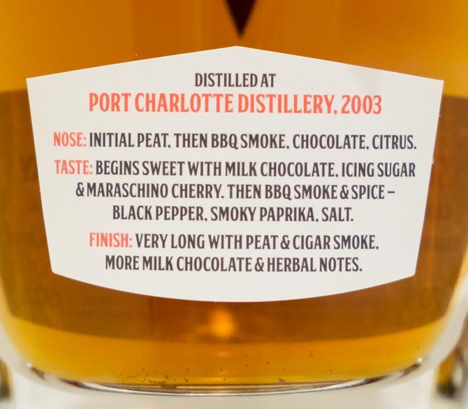 Port Charlotte 2003 Skn