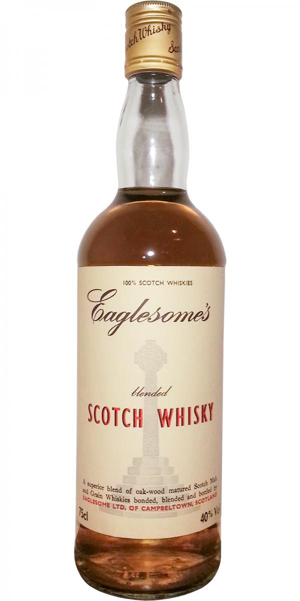 Eaglesome's Blended Scotch Whisky