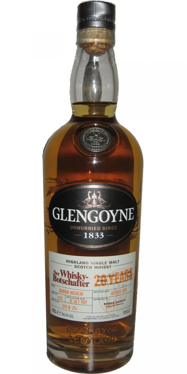 Glengoyne 1997