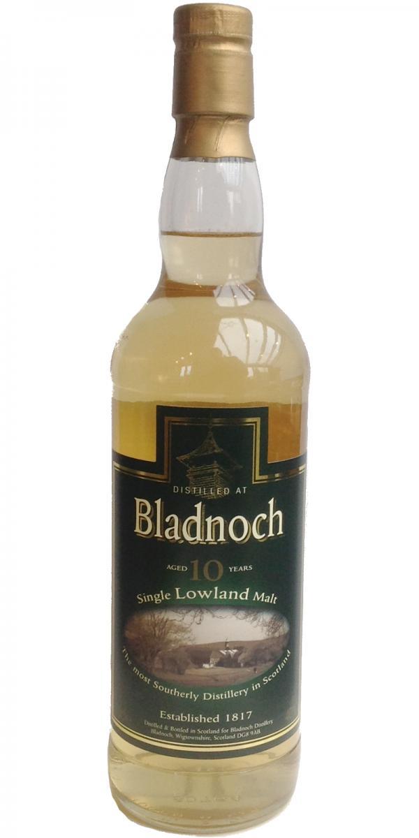 Bladnoch 10-year-old