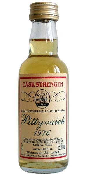 Pittyvaich 1976 MoM