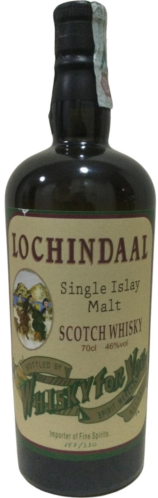 Lochindaal Single Islay Malt