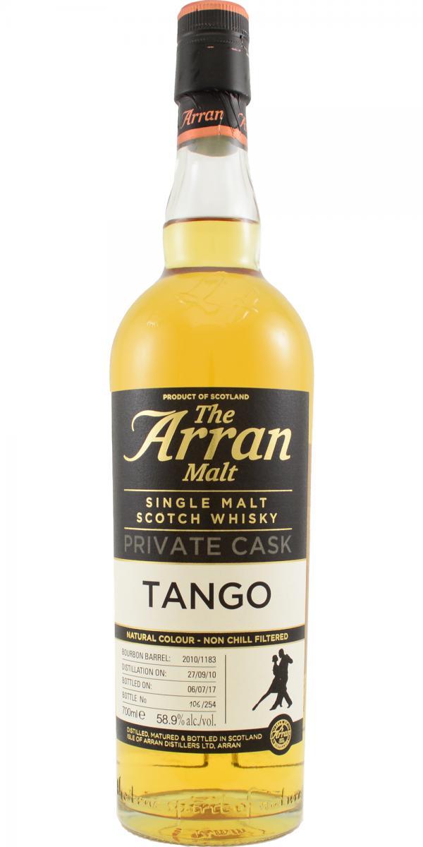 Arran 2010 - Tango