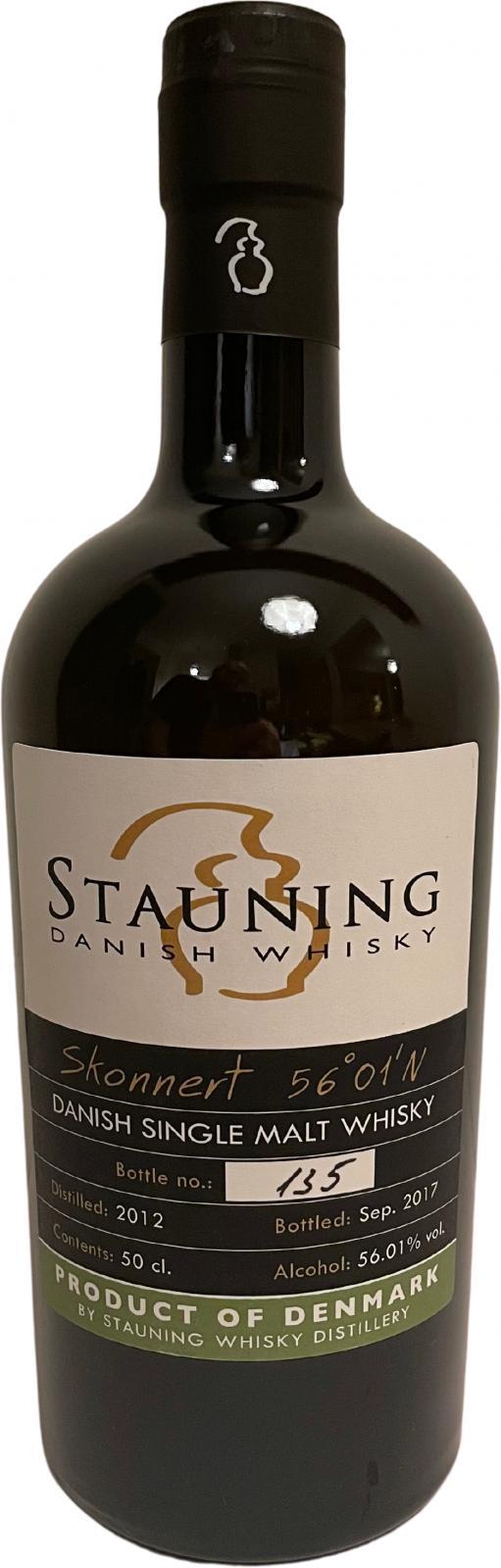 Stauning 2012