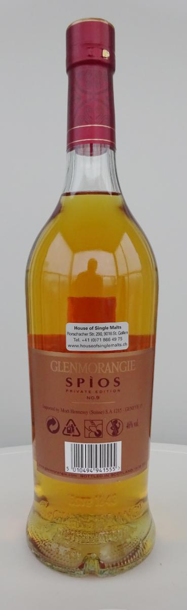 Glenmorangie Spìos