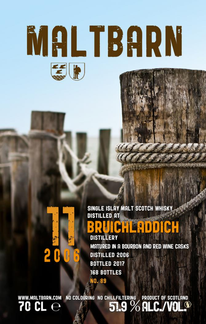 Bruichladdich 2006 MBa