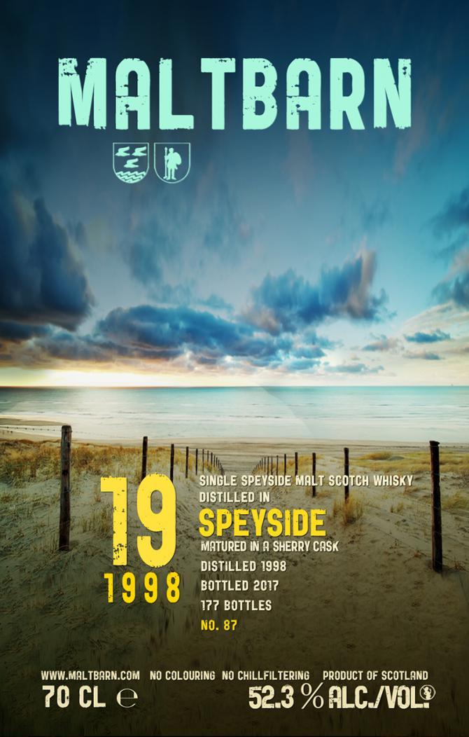 Speyside 1998 MBa