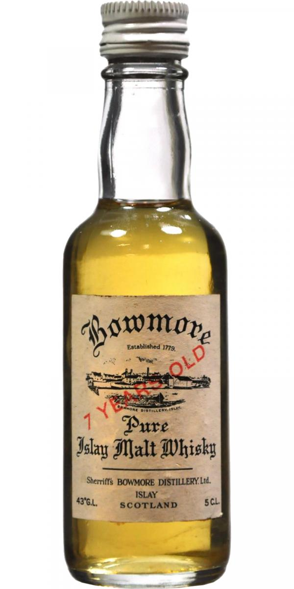 Bowmore 07-year-old