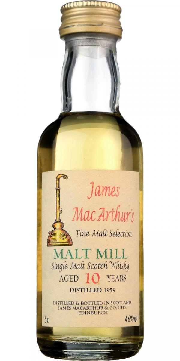 Malt Mill 1959 JM