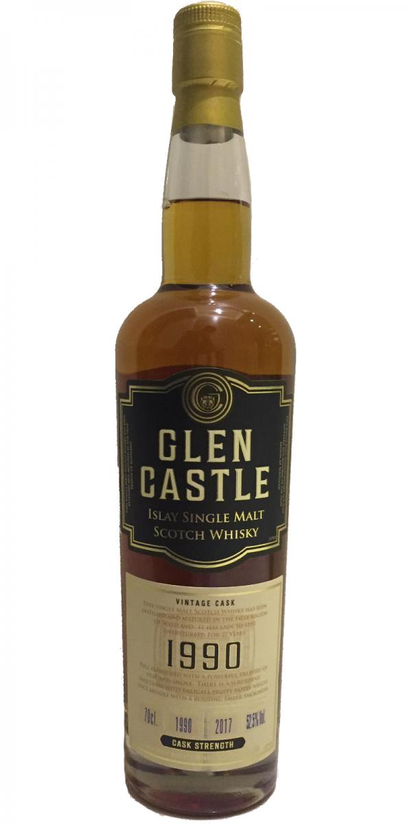 Glen castle whiskybase ratings and reviews for whisky for Glen castle