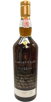 Lagavulin 25-year-old