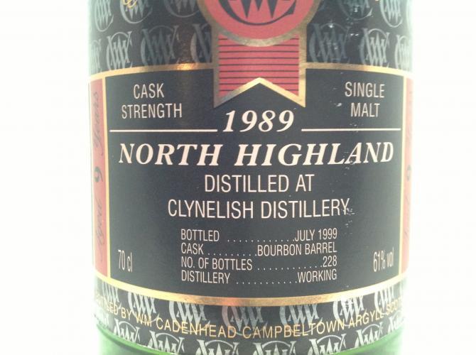 Clynelish 1989 CA
