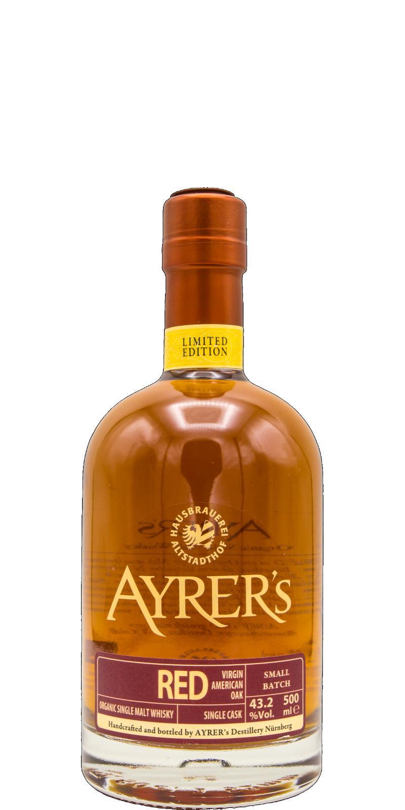 Ayrer's 2013 Red