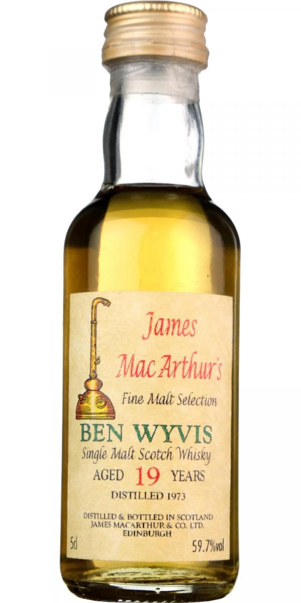 Ben Wyvis 1973 JM