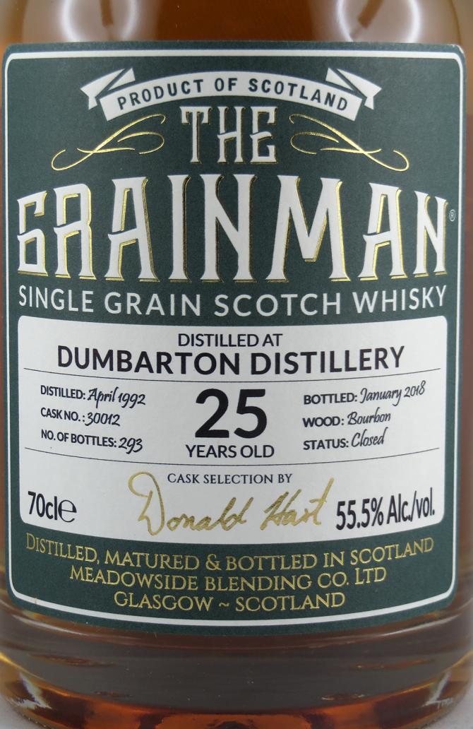 Dumbarton 1992 MBl