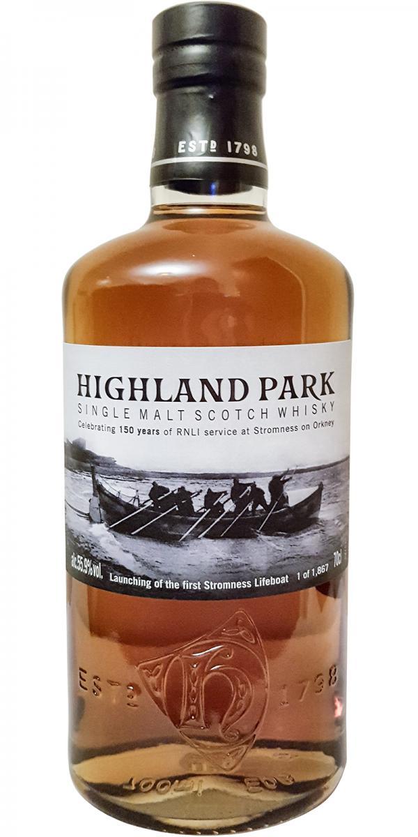 Highland Park RNLI Lifeboat Stromness