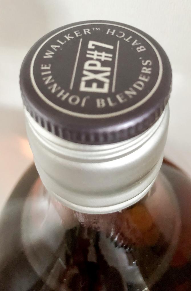 Johnnie Walker Blenders' Batch EXP#7 - Sherry Cask Finish