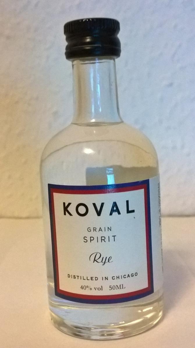 Koval Grain Spirit - Rye