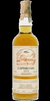 Laphroaig 1970 RWD