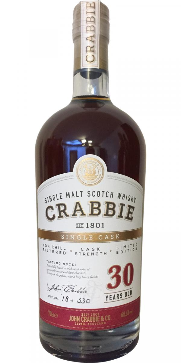 Crabbie 30-year-old JCrC