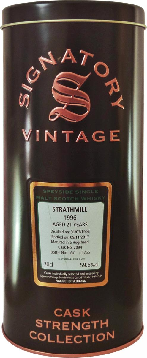 Strathmill 1996 SV