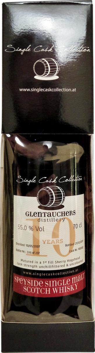 Glentauchers 2007 SCC