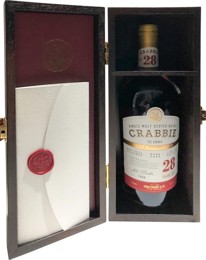Crabbie 28-year-old JCrC