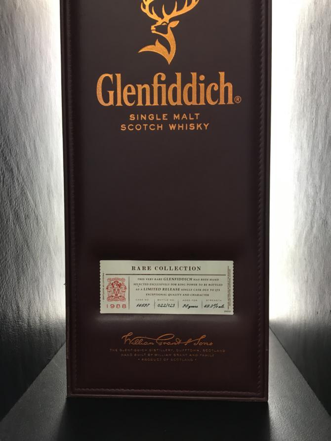 Glenfiddich 1988