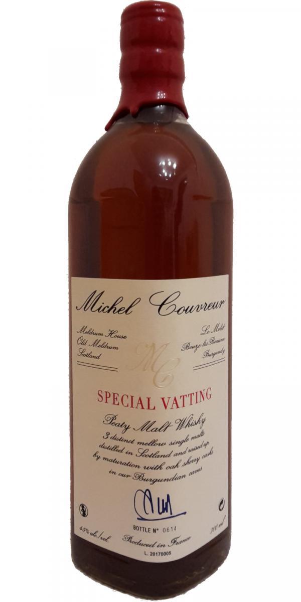 Special Vatting Peaty Malt Whisky MCo